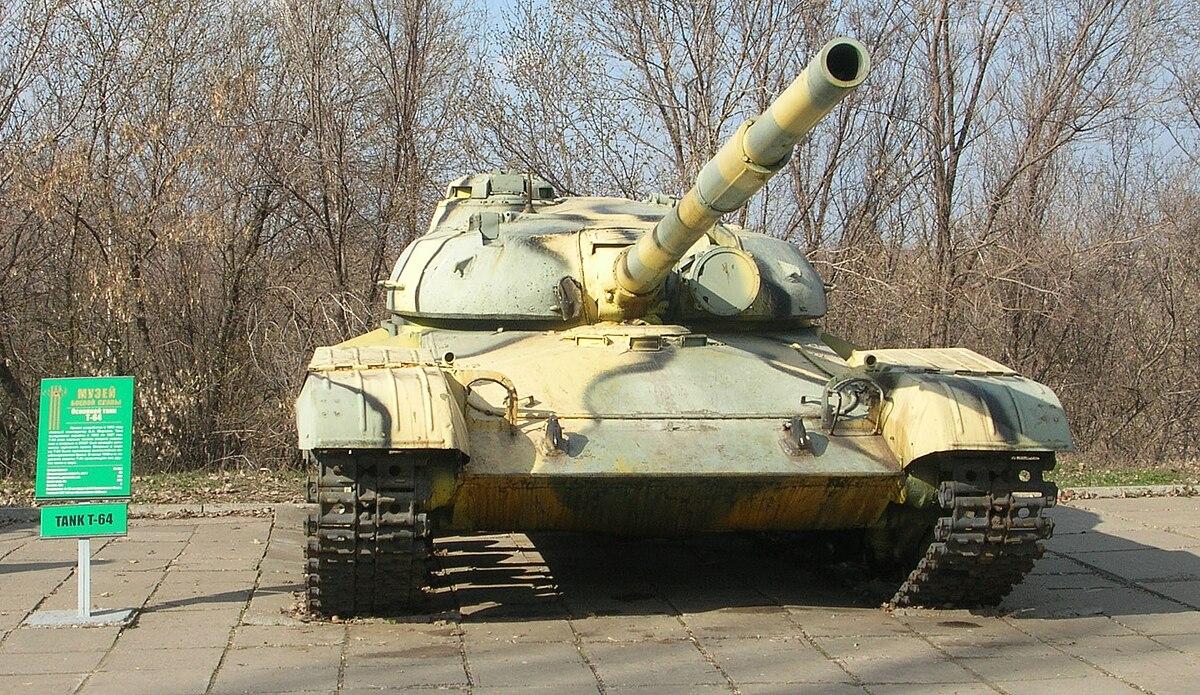 T-64 - Wikipedia