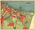 План Петергофа, 1915, Драгунское поле.jpg