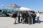 Пресс-тур представителей российских и иностранных СМИ на авиабазу Хмеймим в Сирии (15).jpg