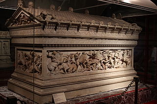 Sarcophage d'Alexandre