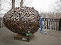 "Скульптура ""Пасха"" -ноябрь, 2010 - panoramio.jpg"