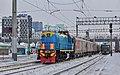 ТЭМ18ДМ-412, Россия, Новосибирская область, станция Новосибирск-Главный (Trainpix 171449).jpg