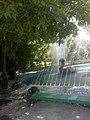 Շատրվան Գյումրիի Ֆլամինգոյի այգում 04.jpg