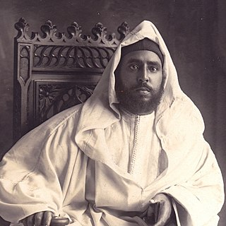 Abd al-Hafid of Morocco Sultan of Morocco from 1909 to 1912