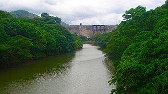 Thenmala - Parappar dam