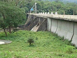 Peringalkuthu Dam Dam in Chalakudy, Thrissur, Kerala