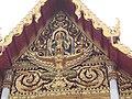 หน้าบันรูปพระนารายณ์ Vishnu tympanum.jpg