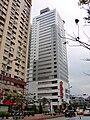 太平洋百貨雙和店面臨新北市永和區保生路20110203.jpg