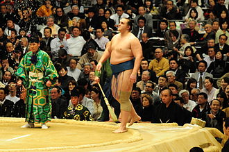2010 in sumo - Baruto earned promotion to ozeki in March.