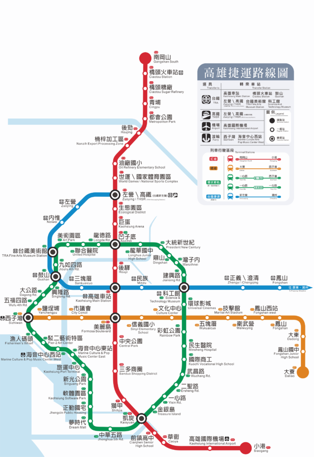 Mrt The Taiwan Faq