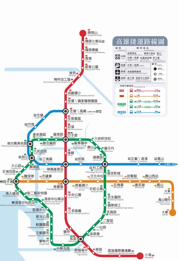 MRT - The Taiwan FAQ