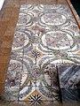 0264 - Siracusa - S. Maria d. Concezione - Pavimento ceramica Capodimonte - Foto Giovanni Dall'Orto - 15-Oct-2008.jpg