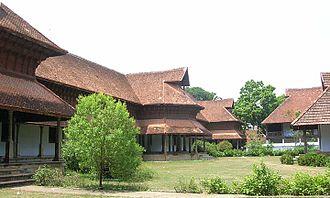 Swathi Thirunal Rama Varma - Kuthira Malika, Thiruvananthapuram, constructed by Maharajah Svāti Tirunāḷ
