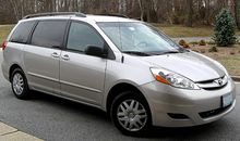 2006 2010 Toyota Sienna Le