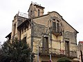 062 Torre Iris, façana c. Figueral (la Garriga).JPG