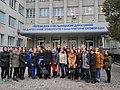 1. Делегація НТ Університету Грінченка у Переяслав-Хмельницькому. 10 листопада 2016 р.jpg