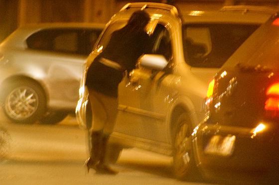 Prostituierte aus Turin