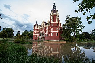 Bad Muskau - Muskau Castle