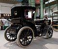 110 ans de l'automobile au Grand Palais - Panhard et Levassor 2,4 litres Phaéton à conduite avancée - Carosserie Kellner - 1901 07.jpg