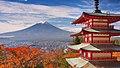 12-Chureito-pagoda-and-Mount-Fuji-Japan (29677439878).jpg