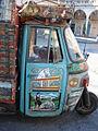 1266 - Catania - Lapa decorata come carretto siciliano - Foto G. Dall'Orto - 2-Oct-2006.jpg