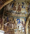 12th century unknown painters - Frescoes in the crypt - WGA19700.jpg