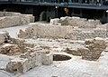 136 Mercat del Born, excavacions arqueològiques, casa Boixadors.JPG