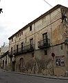 139 Cal Morgades (Llorenç del Penedès), façana sud, c. Francesc Macià.JPG