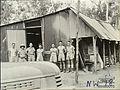 13 Squadron RAAF stores personnel Hughes NT Feb 1943 AWM NWA0076.jpg