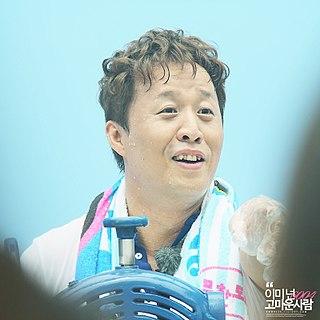 Jeong Jun-ha South Korean comedian