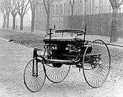 Vehículo de Benz