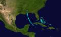 1887 Atlantic tropical storm 3 track.png