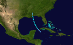 1887 Atlantic tropical storm 3 track.png