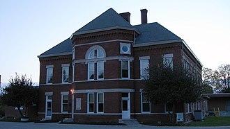 Central State Hospital (Indiana) - Image: 1895pathology
