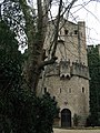 189 Castell de Santa Florentina (Canet de Mar), ala sud-est.JPG