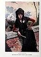 1900-10-06, Blanco y Negro, Una moza de rompe y rasca, Plácido Francés.jpg
