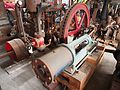 1905 Bakker & Reub 1 cilinder 25pk stoommachine uit Gasfabriek in Gorinchem pic3.JPG