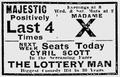 1911 Majestic theatre BostonEveningTranscript March2.png