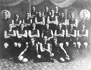 1911 SAFL season - 35th season Pictured above is the 1911 West Adelaide premiership team.
