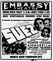 1938 - Embassy Theater - Last Ad - 26 Nov MC - Allentown PA.jpg