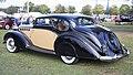 1938 Packard 1604 Super Eight Mayfair Coupé, rear left (Hershey 2019).jpg