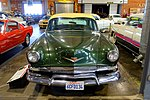 1952 Kaiser Manhattan, Four Door Sedan Model K 522 - Automobile Driving Museum - El Segundo, CA - DSC01452.jpg