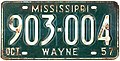 1957 Mississippi License Plate.jpg