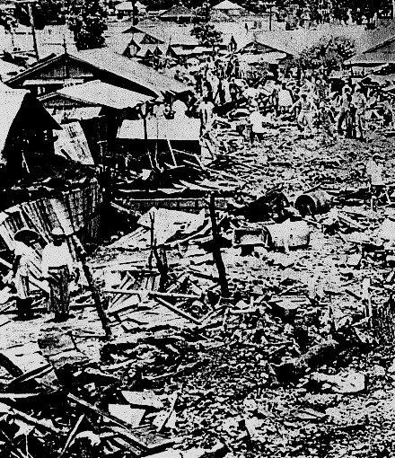 1959 Kadena Air Base F-100 crash