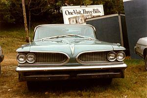 Pontiac Parisienne - 1959 Pontiac Parisienne