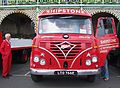 1967 Foden flatbed lorry (LTO 766E), 2009 HCVS London to Brighton run.jpg