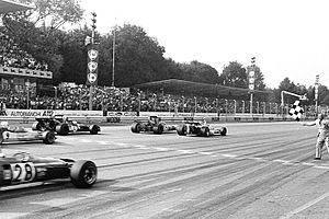1971 Italian Grand Prix - End of the Grand Prix