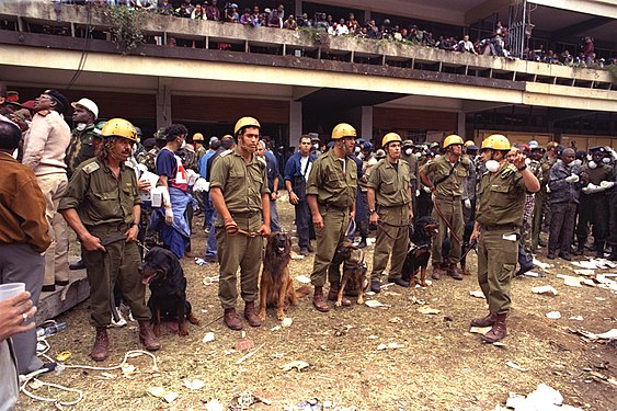 1998 United States embassy in Nairobi bombings IDF relief III.jpg