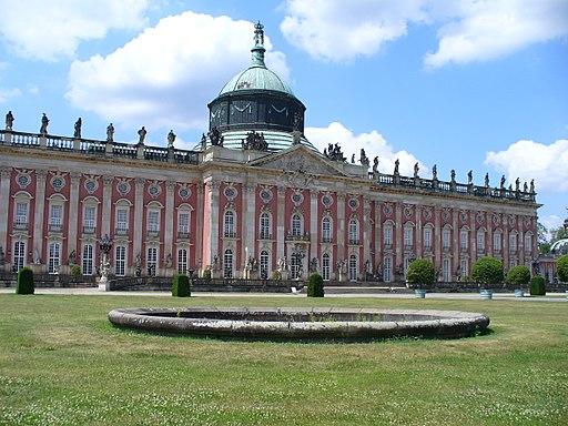 1 Neues Palais Sanssouci Potsdam Steffen Heilfort