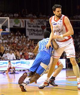 Riccardo Cervi Italian basketball player